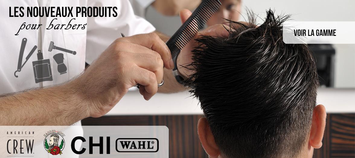 Toutes pour le barber