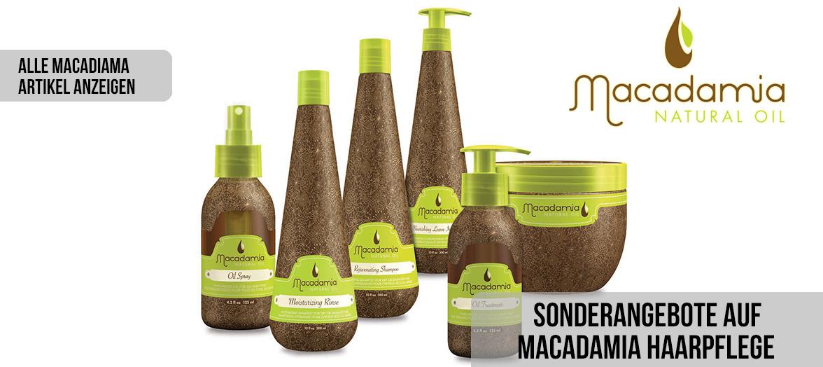 Sonderangebote auf Macadamia