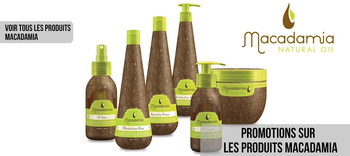 Promotions sur Macadamia