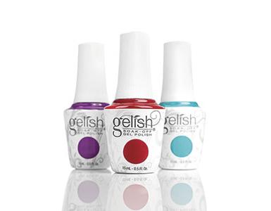 Gelish Kleuren - Nieuwe fles