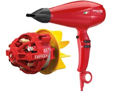 Babyliss Pro Volare V1 Red Ferrari Dryer Haartrockner Elektrogeräte Haare Total Beauty Shop Deutschland