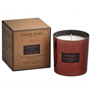 Atelier Rebul Saffron Oud Scented Candle