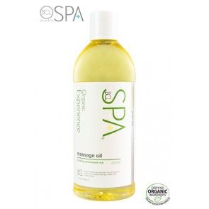 Lemongrass + Green Tea Massage Oil