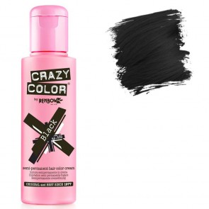 Crazy Color Black