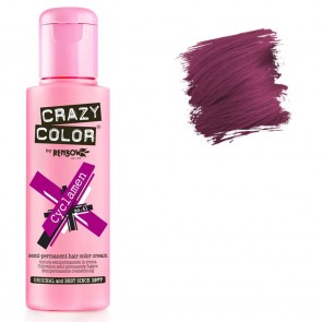 Crazy Color Cyclamen 100ml