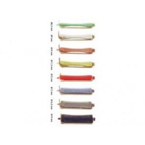 KSF Permanent Wikkels 12 Stuks Classic - 60mm x 11,5mm - Geel