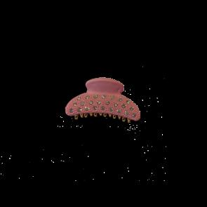 Licht roze haarspeld (klein)