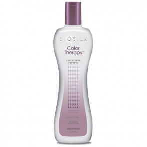 BioSilk Color Therapy Cool Blonde Shampoo