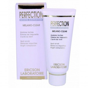 perfection melano clear scrub