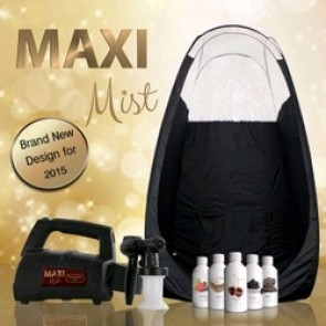 Spray Tan Starterskit Maximist Spraymate