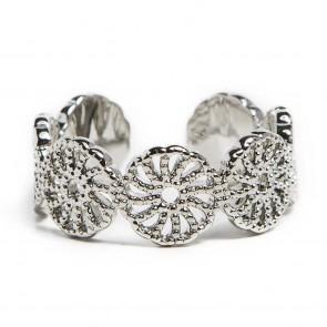 Silis Ring Gypsy So Silver
