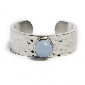 Silis Ring Gypsy Stud So Silver
