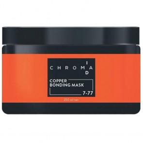 Schwarzkopf Chroma ID Bonding Color Mask Copper 7-77 250ml