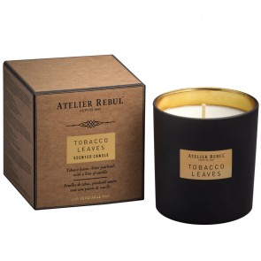 Atelier Rebul Tobacco Leaves Scanted Candle