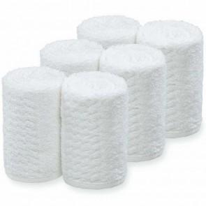Barburys Take Care Handdoeken Wit- 6st