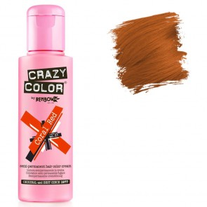 Crazy Color Coral red 100ml