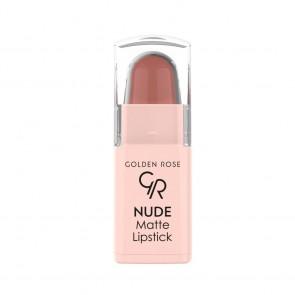 Golden Rose Nude Matte Lipstick Mini