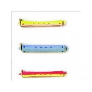 KSF Permanent Wikkels 12 Stuks Tradition - 60mm x 10mm - Blauw/Rood