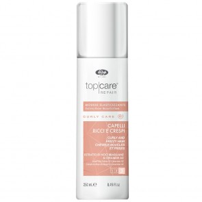 Lisap Curly Care Elasticising Mousse 250ml