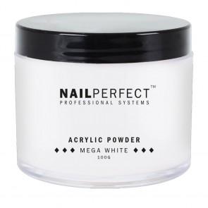 Nail Perfect Acryl Poeder Mega White