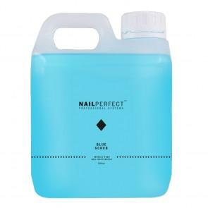 Nail Perfect Blue Scrub 1000ml