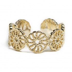 Silis Ring Gypsy Gold Out