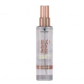 Schwarzkopf Blond Me Detoxifying System Bi-Phase Bonding & Protecting Spray