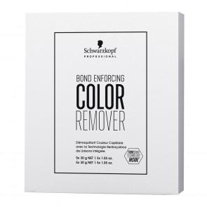 Schwarzkopf Bond Enforcing Color Remover 5pcs (10x30g)