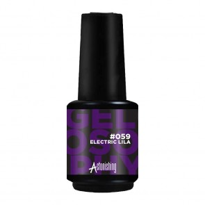 Astonishing Gelosophy #059 Electric Lila 15ml