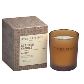 Atelier Rebul Amber Scented Candle