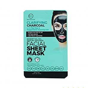 BCL Essential Oil Facial Mask Clarifying Charcoal