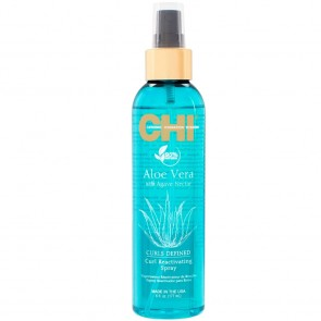 CHI Aloë Vera With Agave Nectar Curl Reactivating Spray 177ml