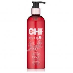 CHI Rose Hip Oil Protecting Shampoo