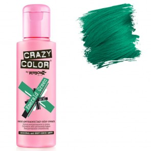 Crazy Color Emerald Green 100ml