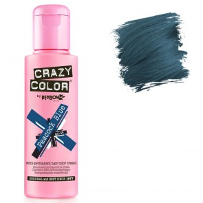 Crazy Color Peacock Blue 100ml