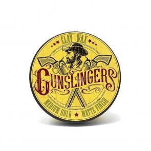 Gunslingers - Clay Wax 75ml