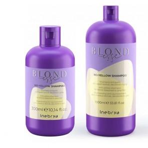 Inebrya Blondesse Ice Cream No Yellow Shampoo
