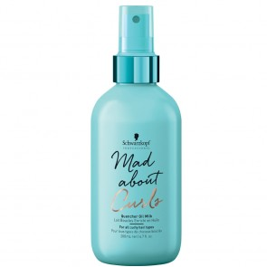 Shwarzkopf Mad About Curls Quench Oil Milk 200ml