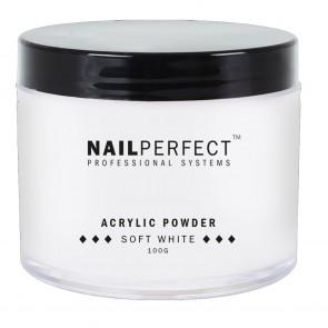 Nail Perfect Acryl Poeder Soft White