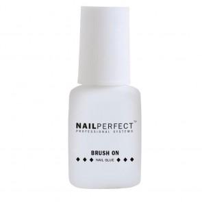 Nail Perfect Brush on Nail Glue -Resin 5gr