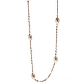 Silis Necklace Bean Rosé All Day