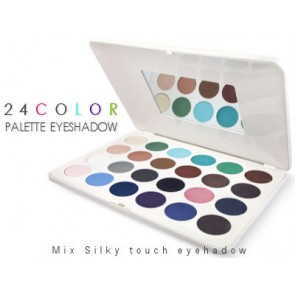 24 Color Eyeshadow Palette
