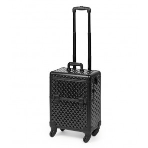Sibel 2 In 1 Black Beauty Trolley