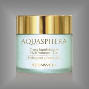 Moisturizing Day Cream - Aquasphera