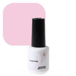 Astonishing Nails 1 Step Brush Builder Glass Pink 15ml