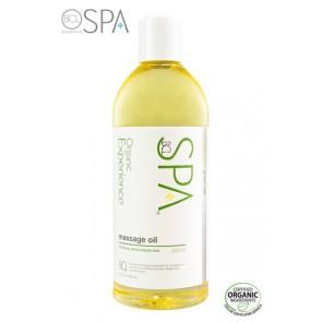 Lemongrass + Green Tea Massage Oil