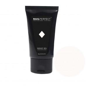 NailPerfect Sqeasy Gel White 60g