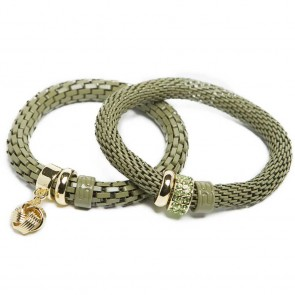 Silis The Snake Strass Dried Herb Knot