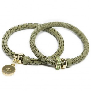 Silis The Snake Strass Dried Herb Star