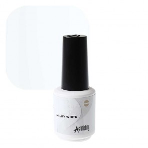 Astonishing Nails 1 Step Brush Builder Milky White 15ml